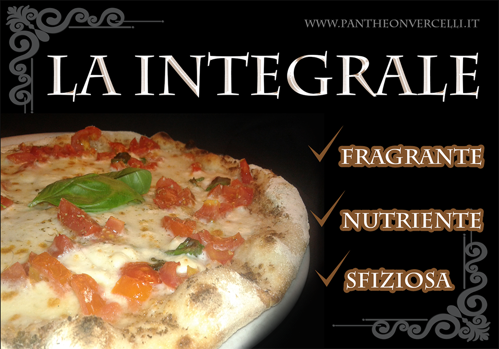 pizza integrale vercelli