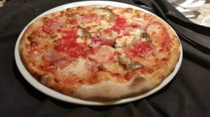 Pizzeria - Impasto integrale Pantheon